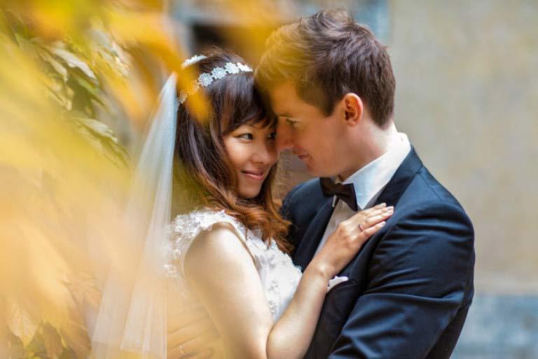 Hochzeitsfotograf Berlin – Deutsch Asiatische Hochzeit