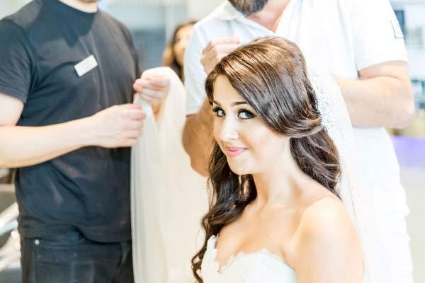 hochzeitsreportagen, capital-yacht-club - Nora und Sameh - Hochzeit Capital Yacht Club