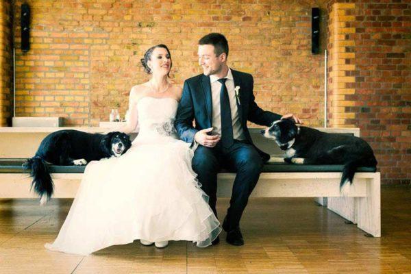 hochzeitsreportagen - Katrin und Thomas - Hochzeit Fernsehwerft
