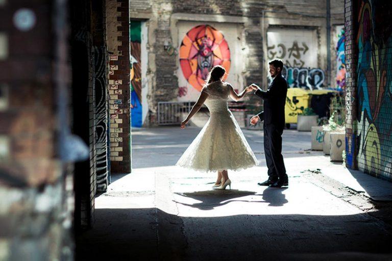 Karola und Mathias – Hochzeit Fabrik 23