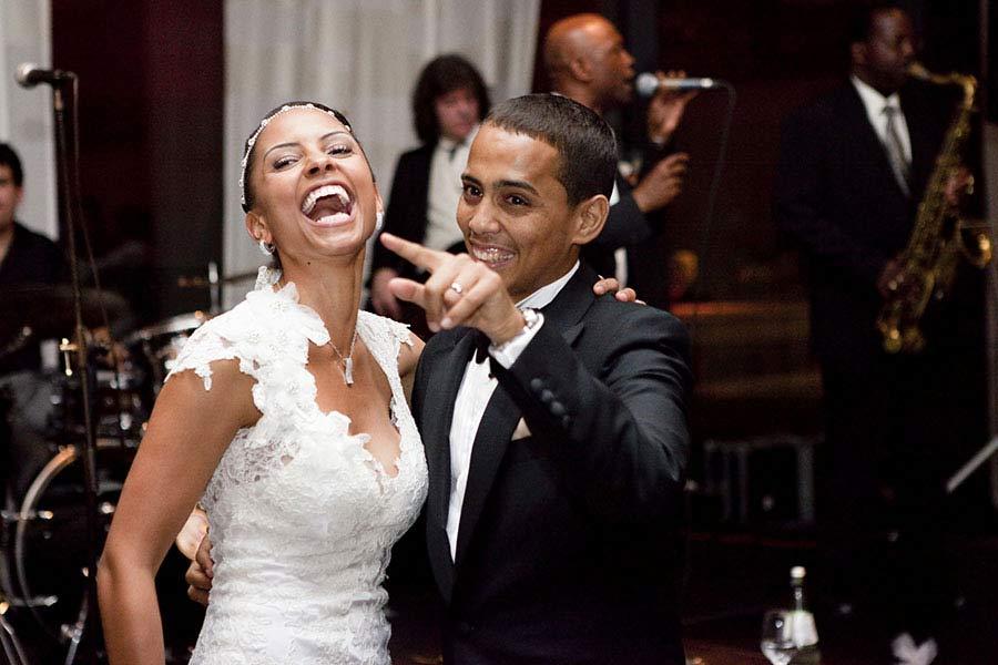 Jamal und Madeleine – Hochzeit Hotel Intercontinental