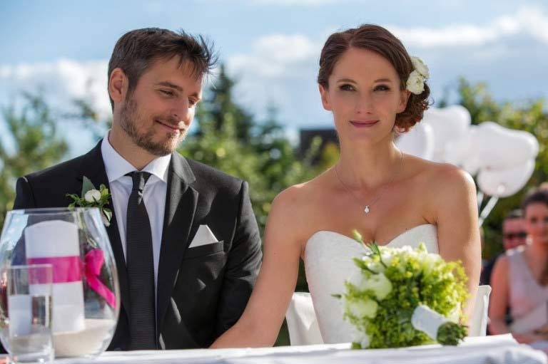 Katharina und Matthias – Hochzeit Alte Schmiede