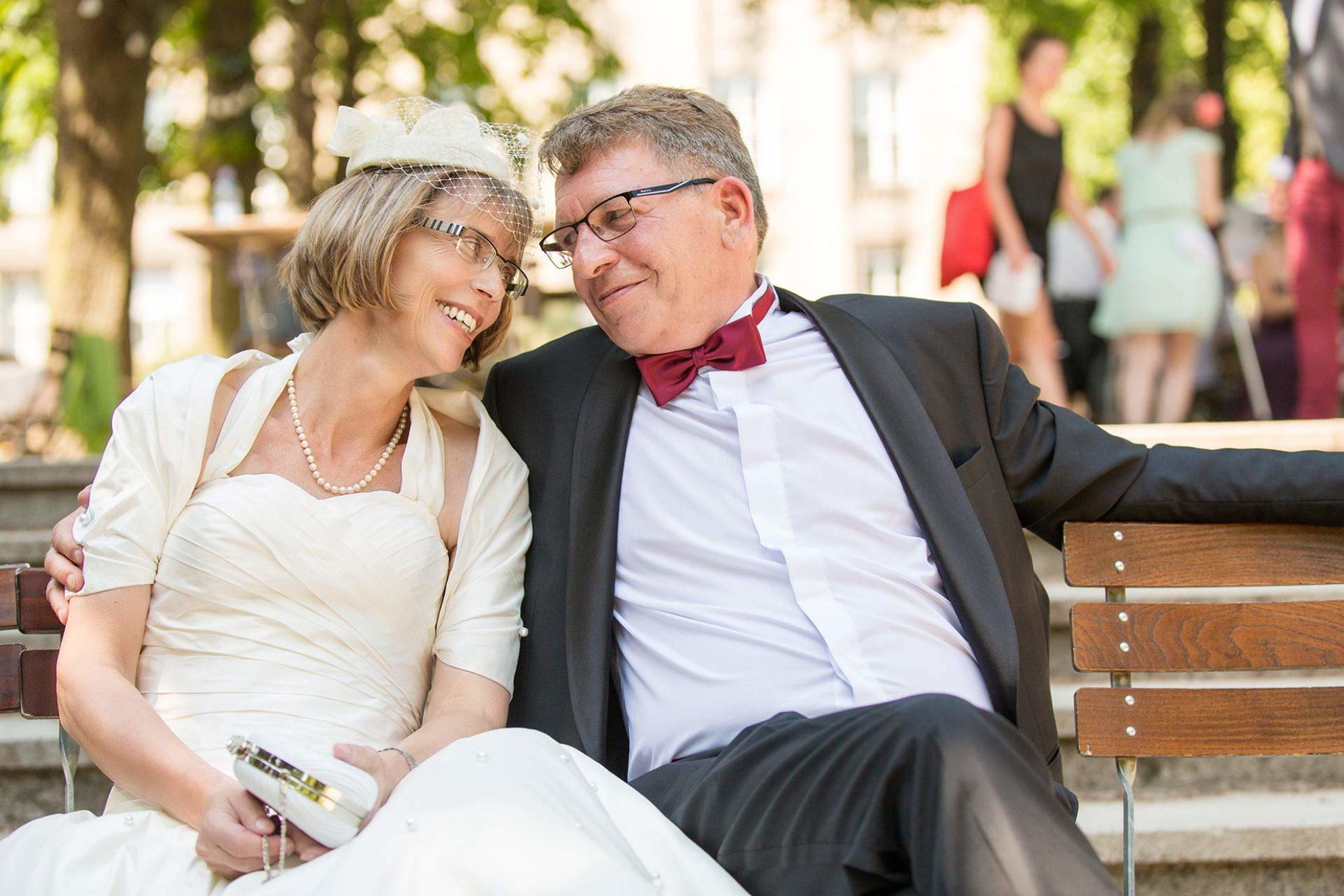 Ellen und Mike – Hochzeit Villa Schützenhof