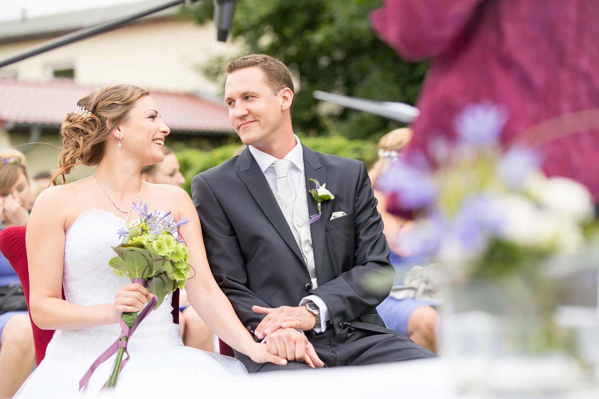 Nora und Sebastian – Hochzeit Seeterrassen am Wannsee
