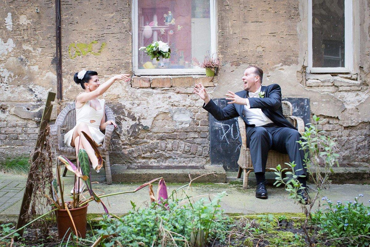 Doreen und Thomas – Hochzeit Villa Kogge