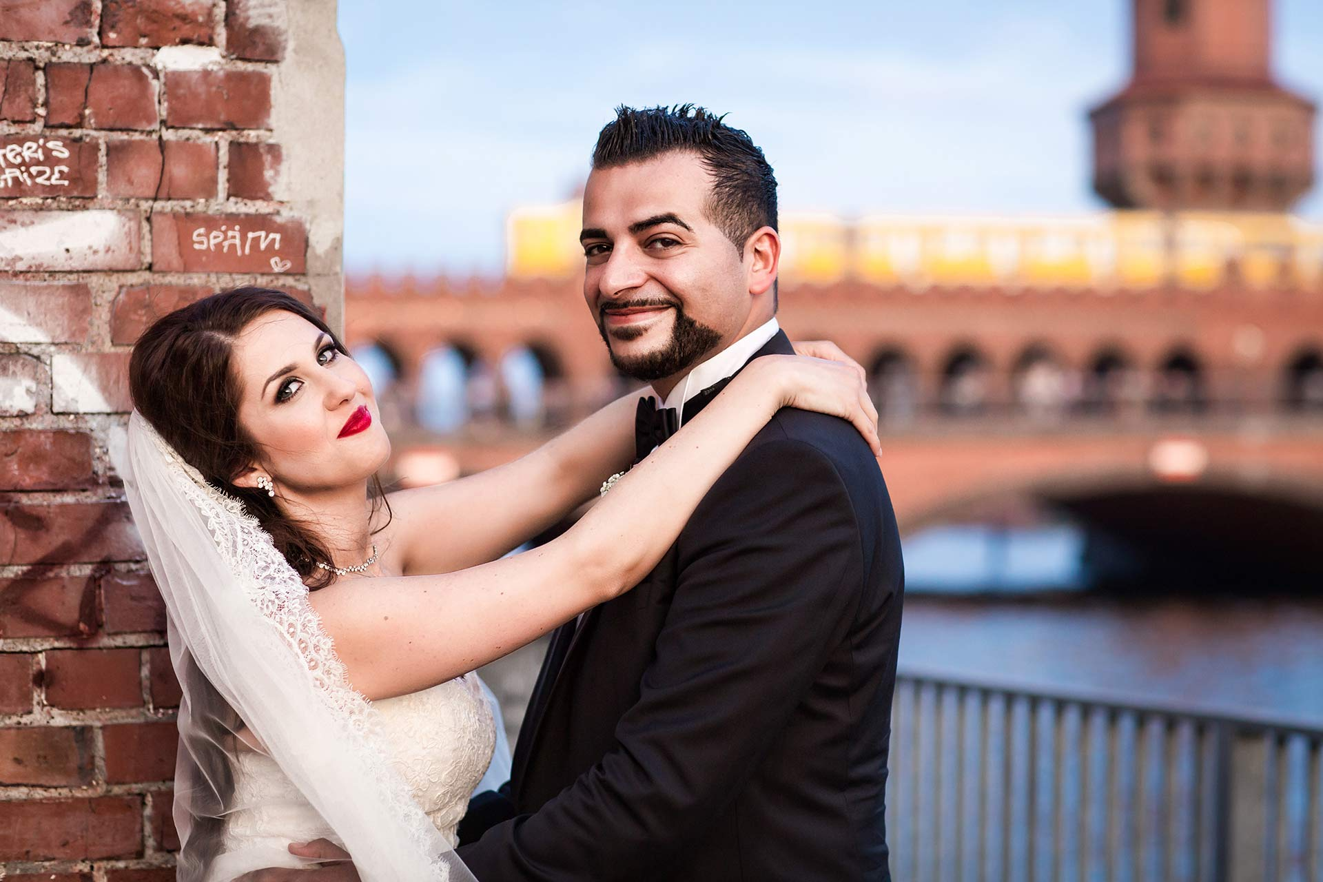 Nora und Sameh – Hochzeit Capital Yacht Club