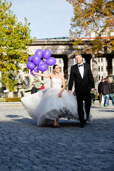 After Wedding Shooting Berlin