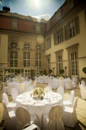 hochzeitsdeko, allgemein - Stilvolle Hochzeitsdeko