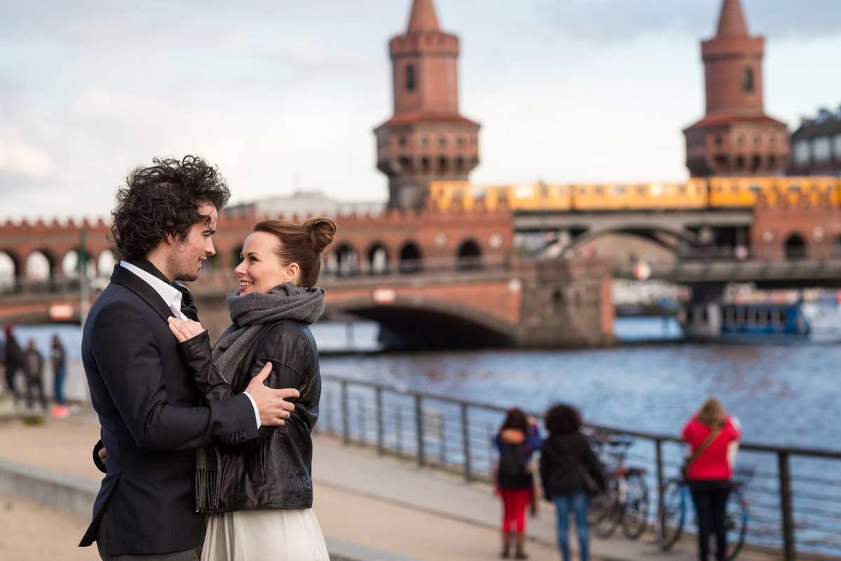 After Wedding Shooting Berlin