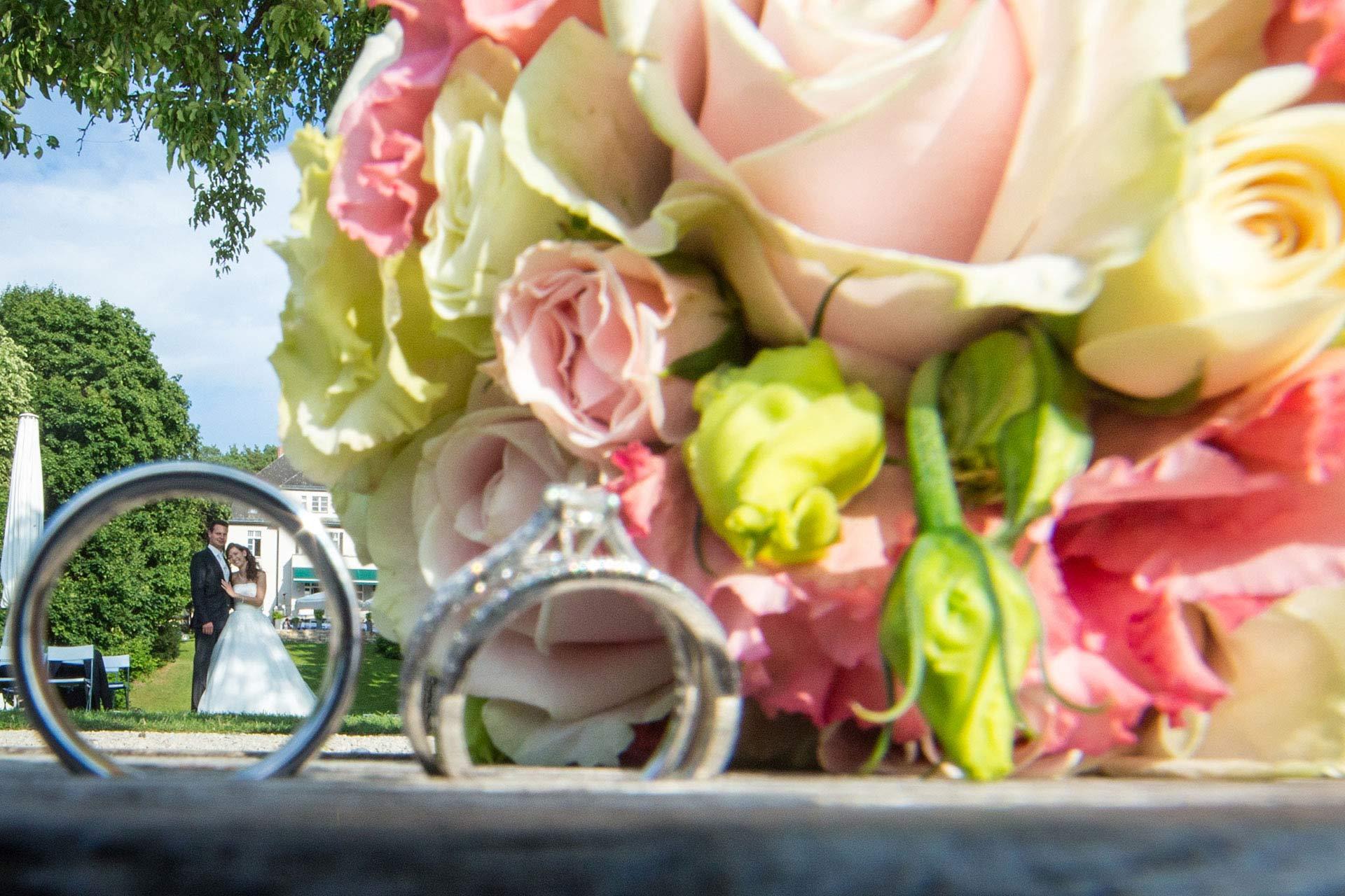 Hochzeit Villa Blumenfisch