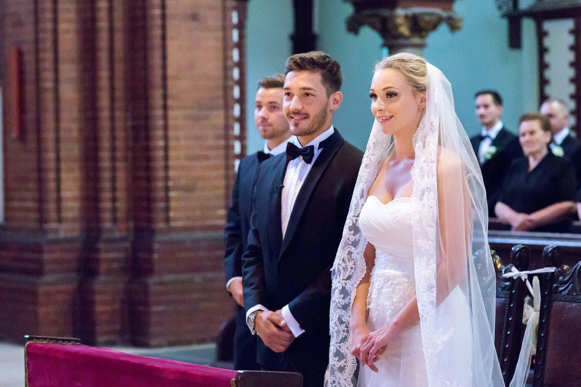 Denise und Zvonimir – Hochzeit Hotel Angleterre