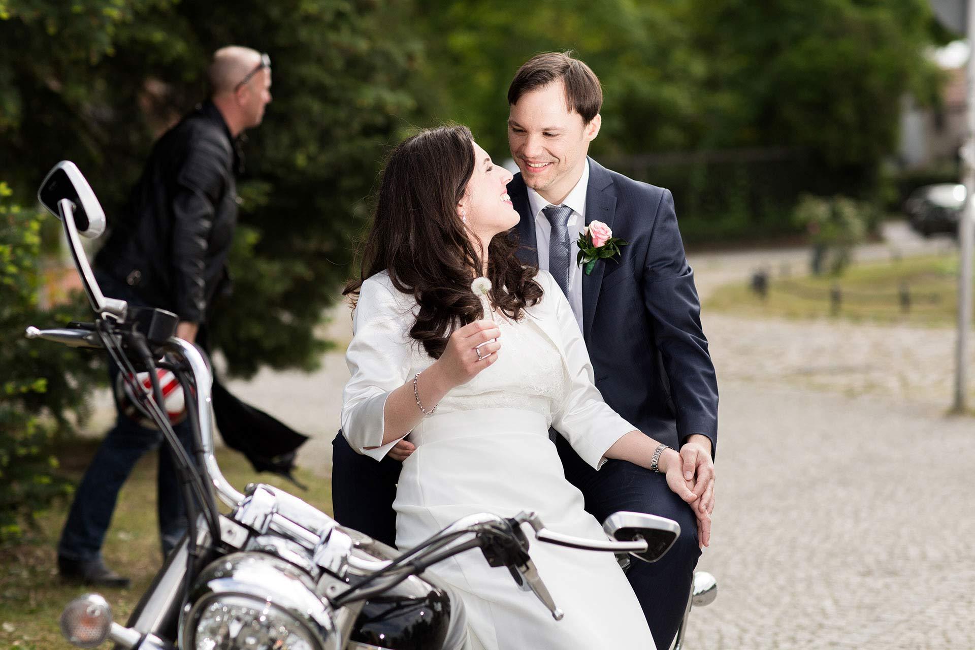 Myriam und Niels – Hochzeit Botanischer Garten