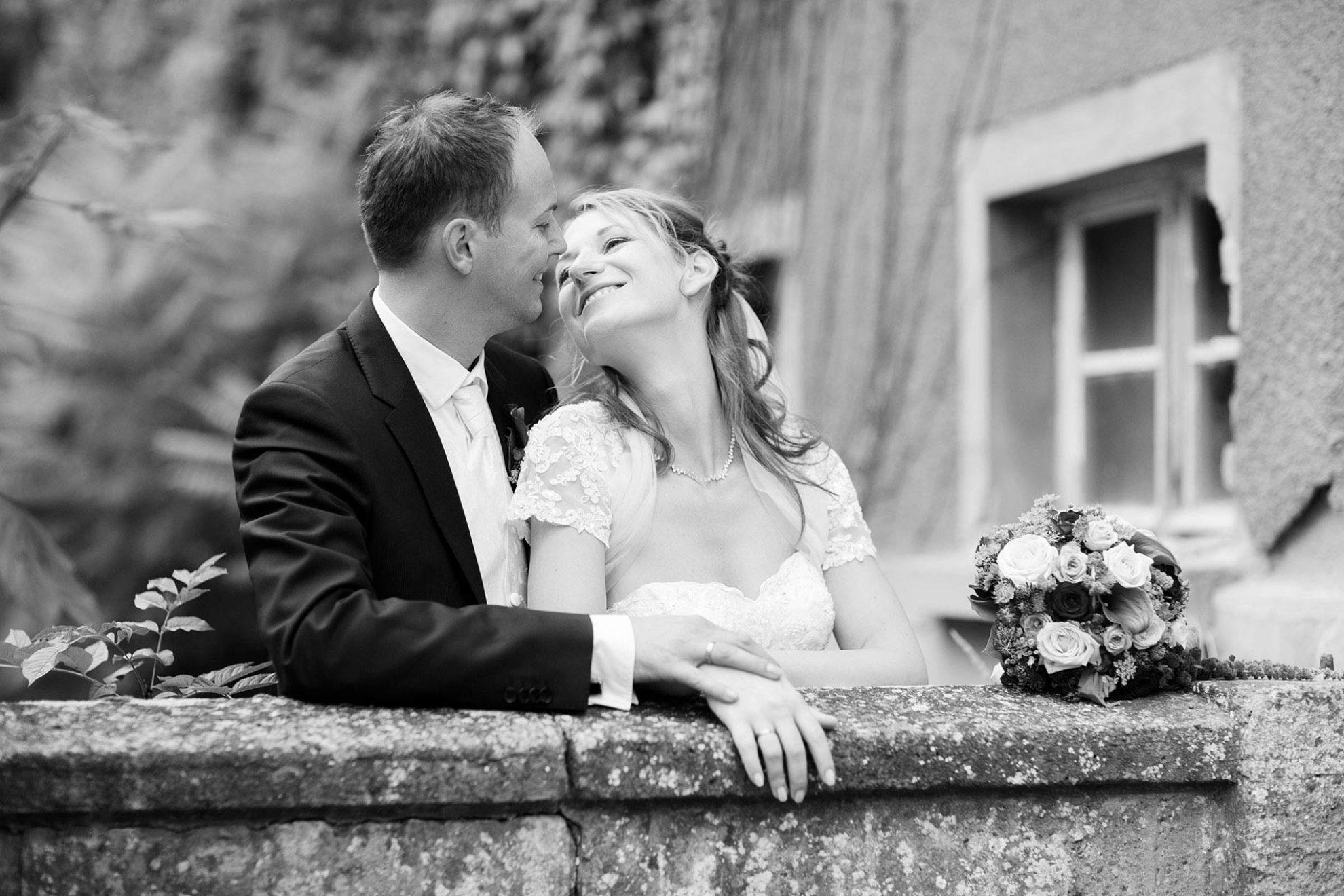 Sandy und René –  Hochzeit Schloss Kröchlendorff