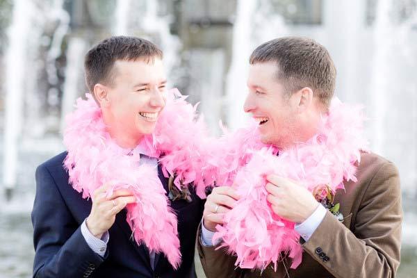 - Schwule Hochzeit Berlin