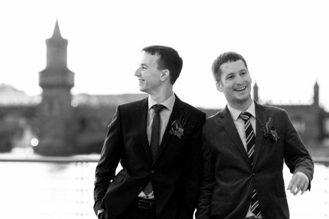 Schwule Hochzeit Berlin