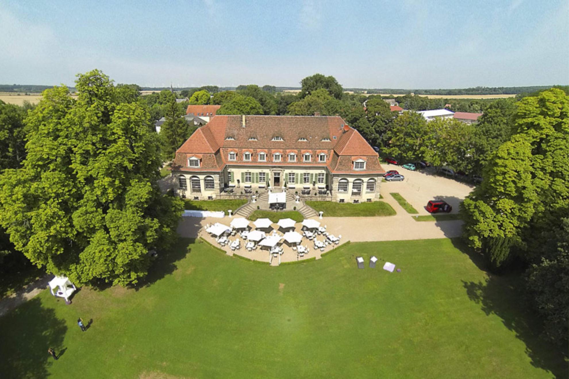 Hochzeit Schloss Kartzow