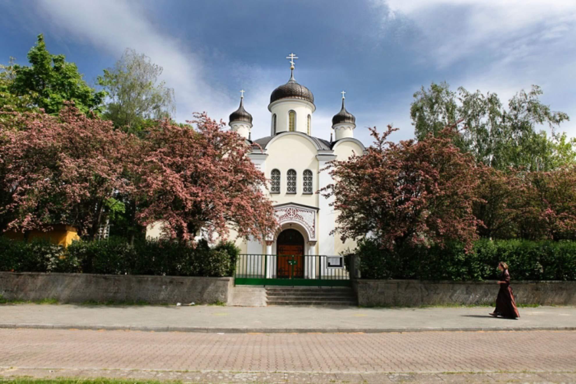 Kathedrale am Hohenzollerndamm
