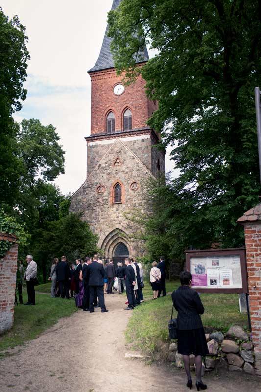 kirchen - Dorfkirche zu Ringenwalde