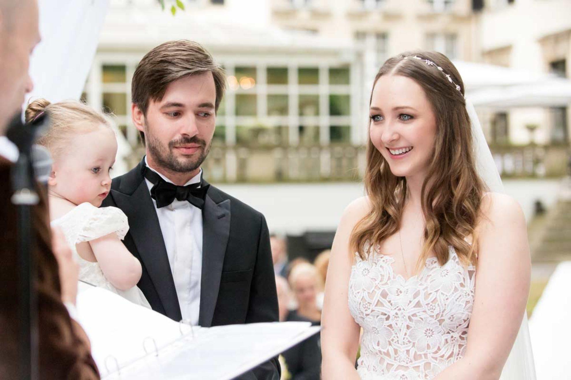 Viktoria und Christian – Hochzeit Schlosshotel im Grunewald