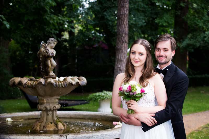 Hochzeit Schlosshotel Grunewald
