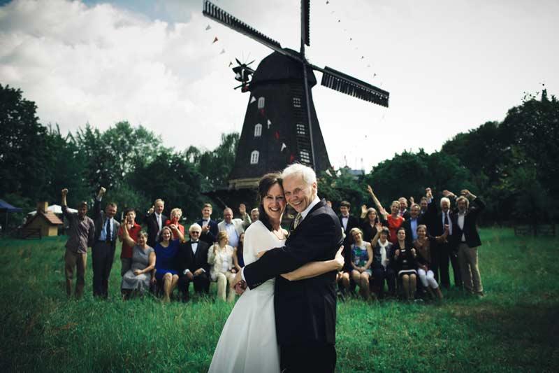 Hochzeit Britzer Mühle