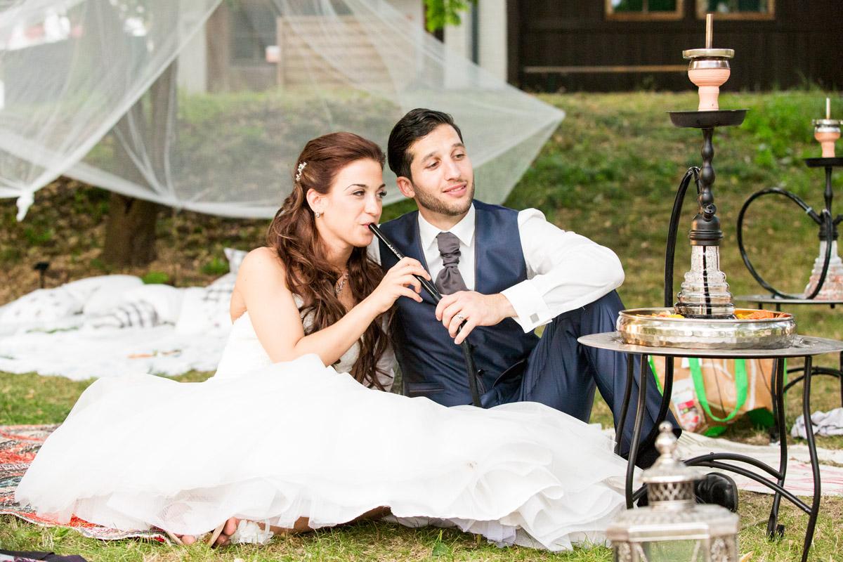 Alina und Burak – Hochzeit Schloss Diedersdorf