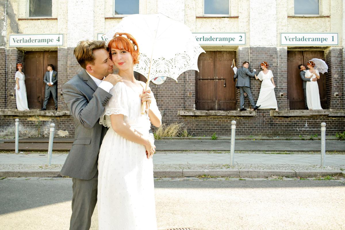 Wiebke und Frederik – Hochzeit Weiße Villa am Müggelsee
