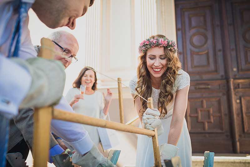 Hochzeit Cappuccino