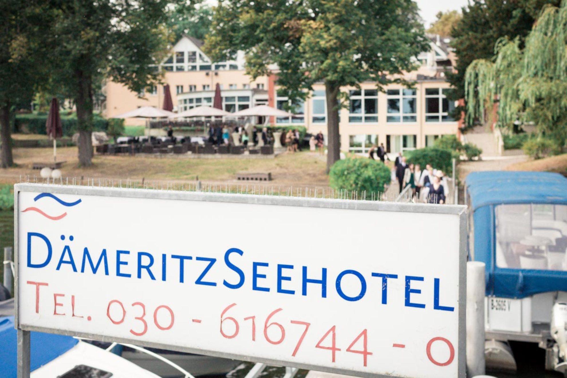 Hochzeit Dämeritz Seehotel