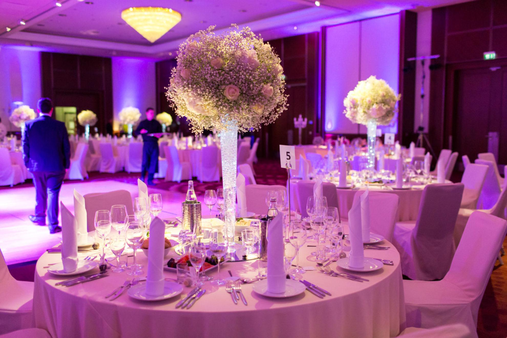 Hochzeit  Marriott Hotel Berlin