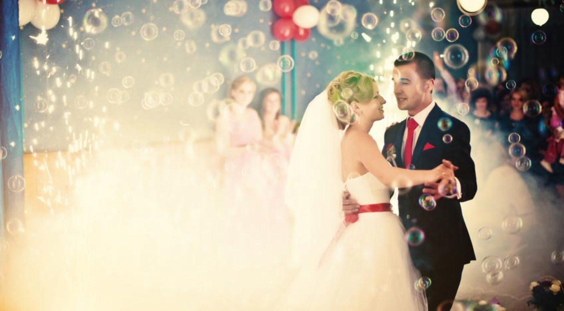 Wedding Bubbles – Seifenblasen Hochzeit
