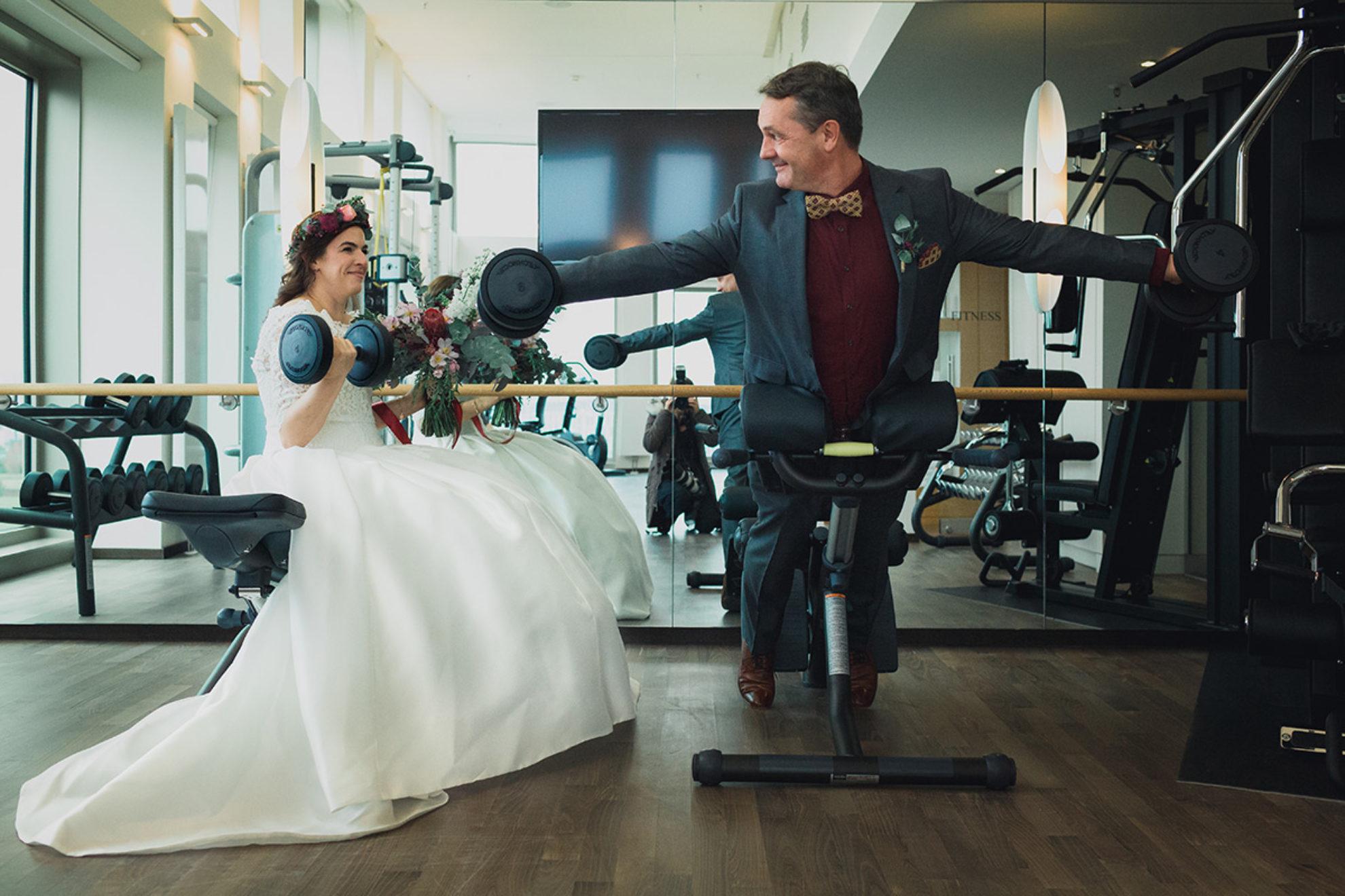 Anja und Achim – Hochzeit Villa Blumenfisch