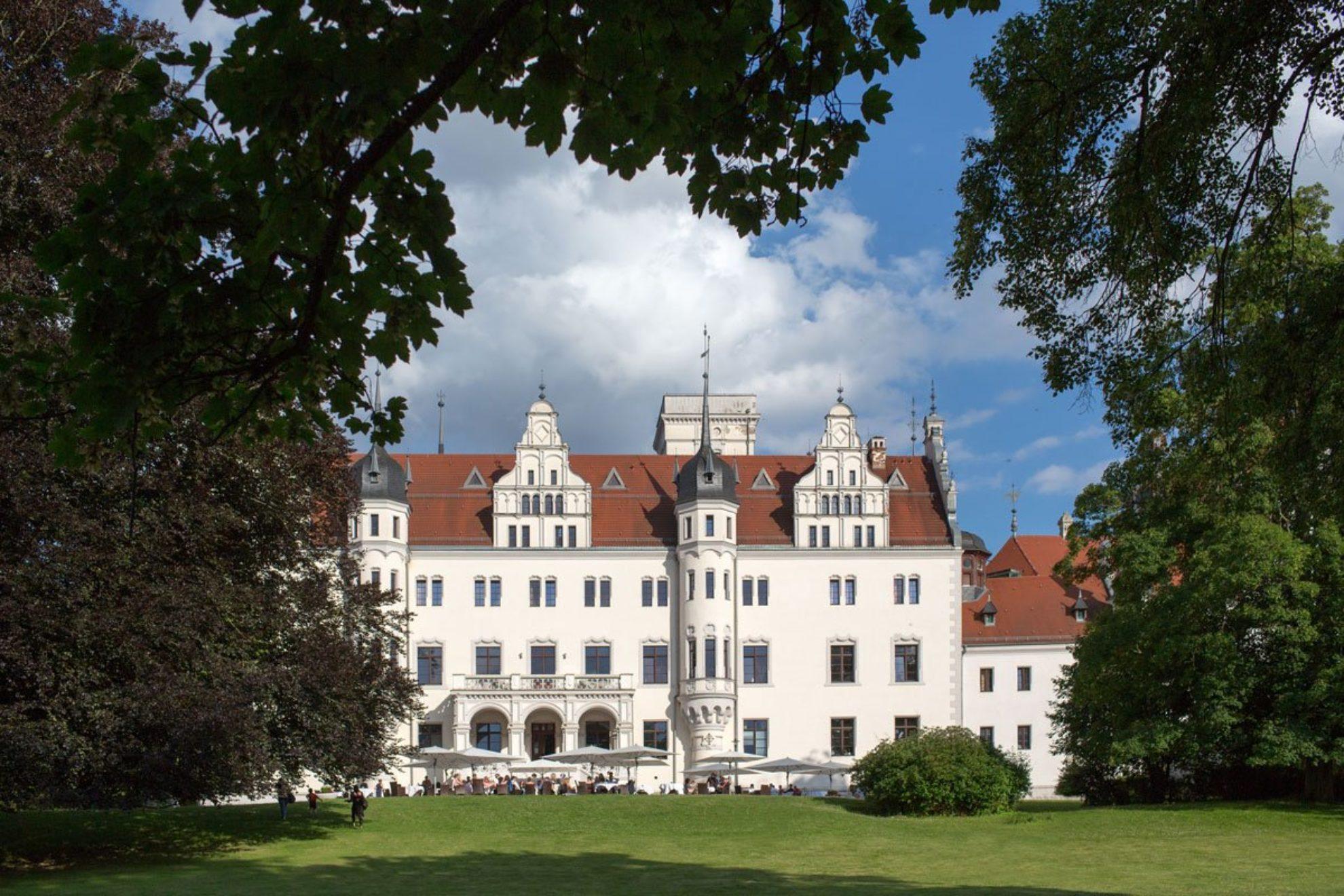 Hochzeit Schloss Boitzenburg