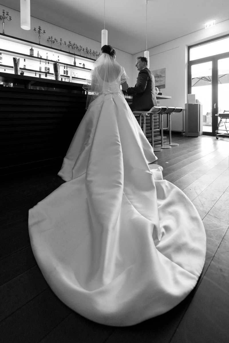 Hochzeit See Pavillon am Tegeler See