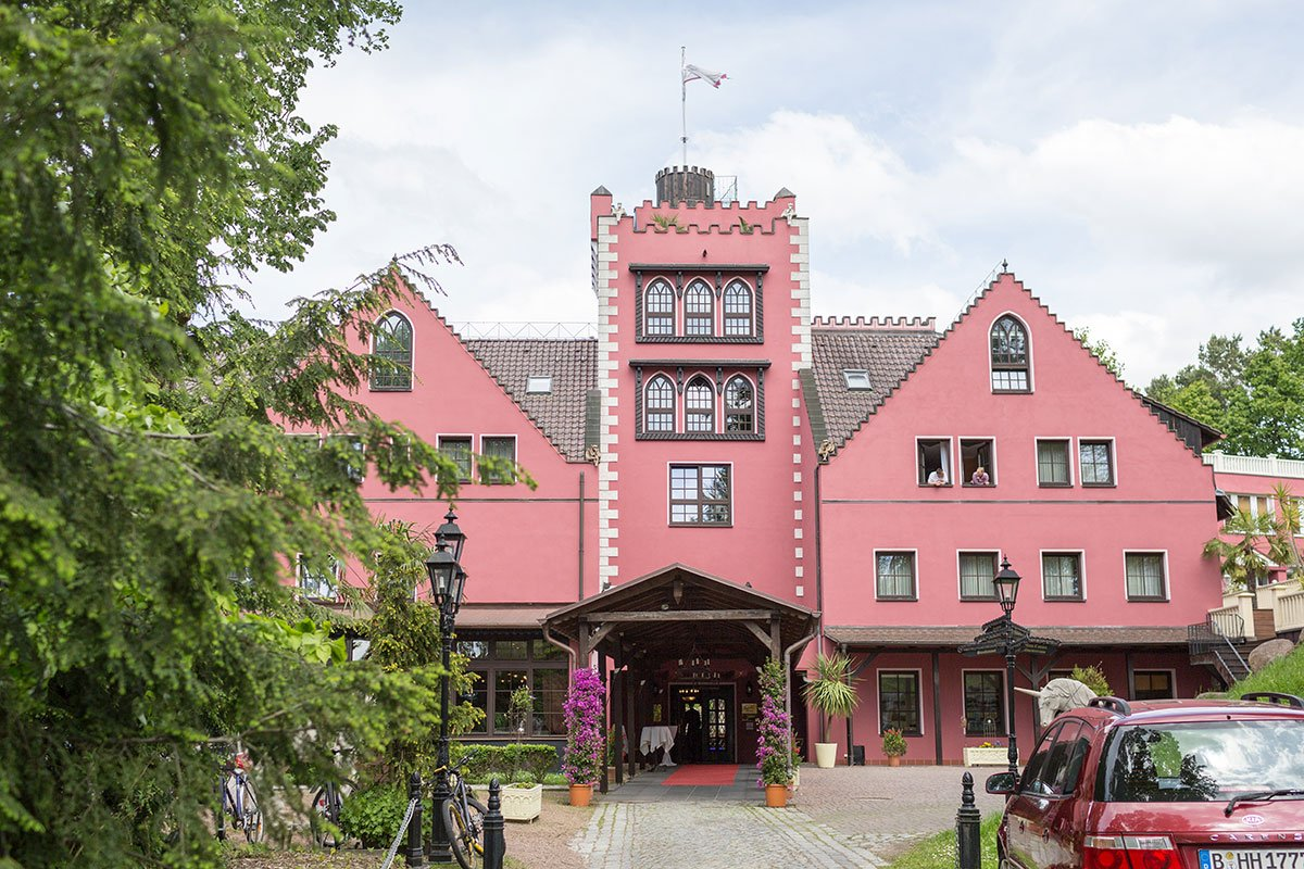 Hochzeit Lakeside Burghotel