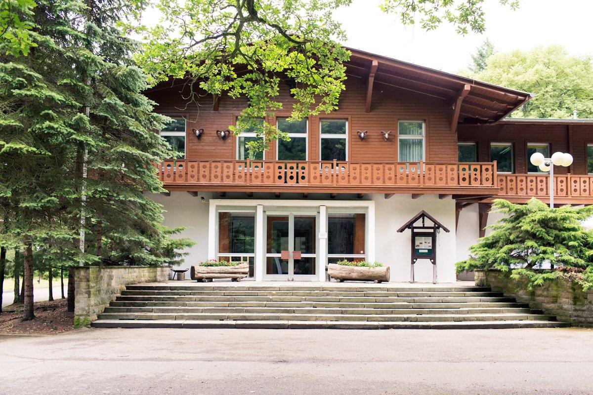 Hochzeit Jagdschloss Hubertusstock