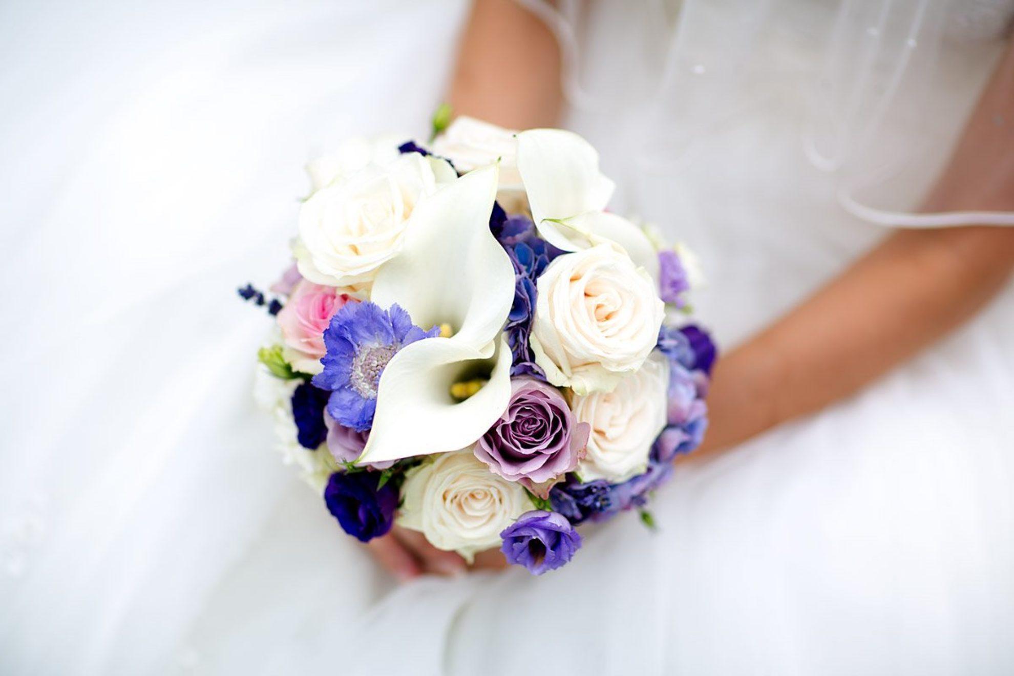 Der Brautstrauß – die beliebtesten Formen