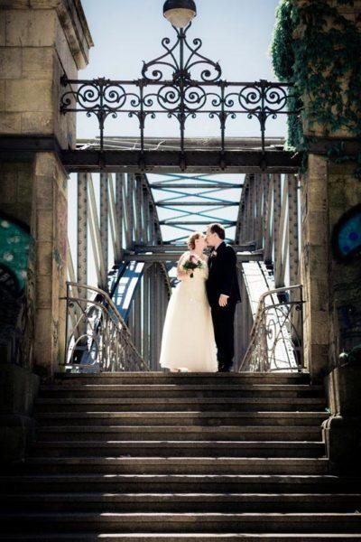 Hochzeit Siemenssteg