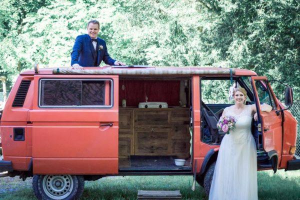 Hochzeit Umwelt Bildungszentrum