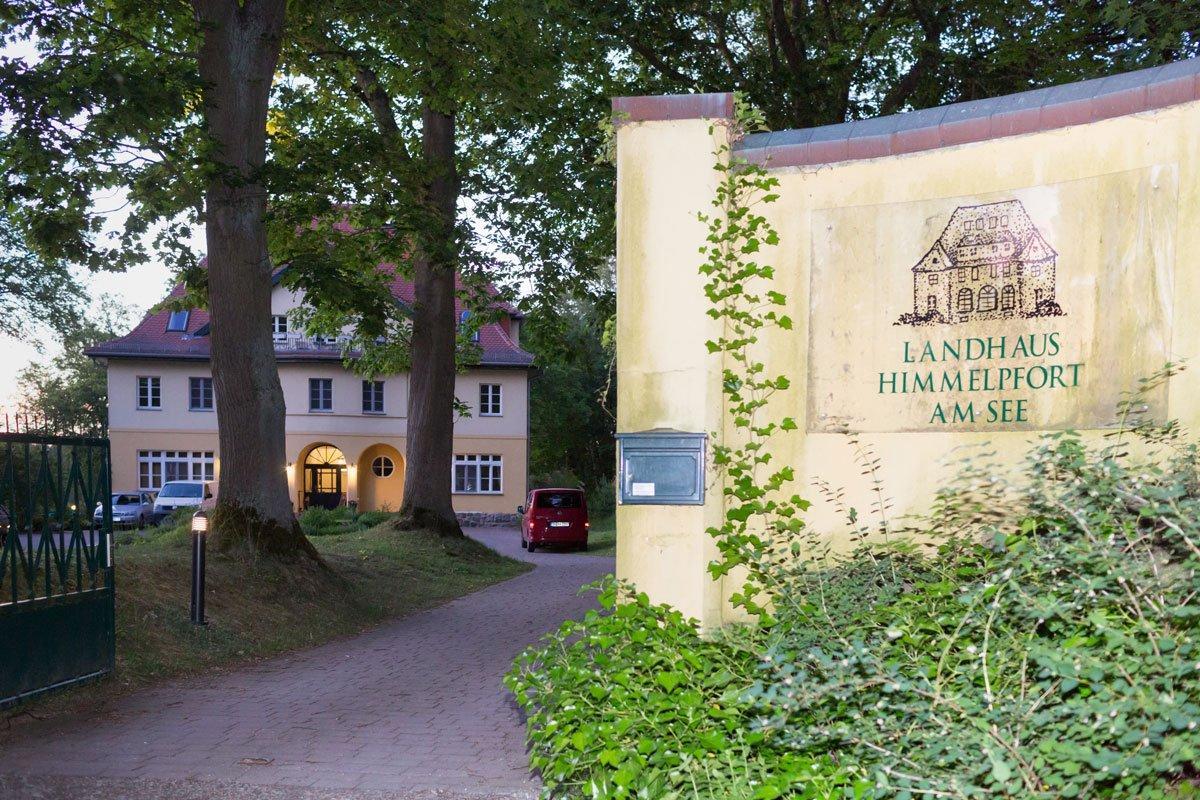 Hochzeit Landhaus Himmelpfort