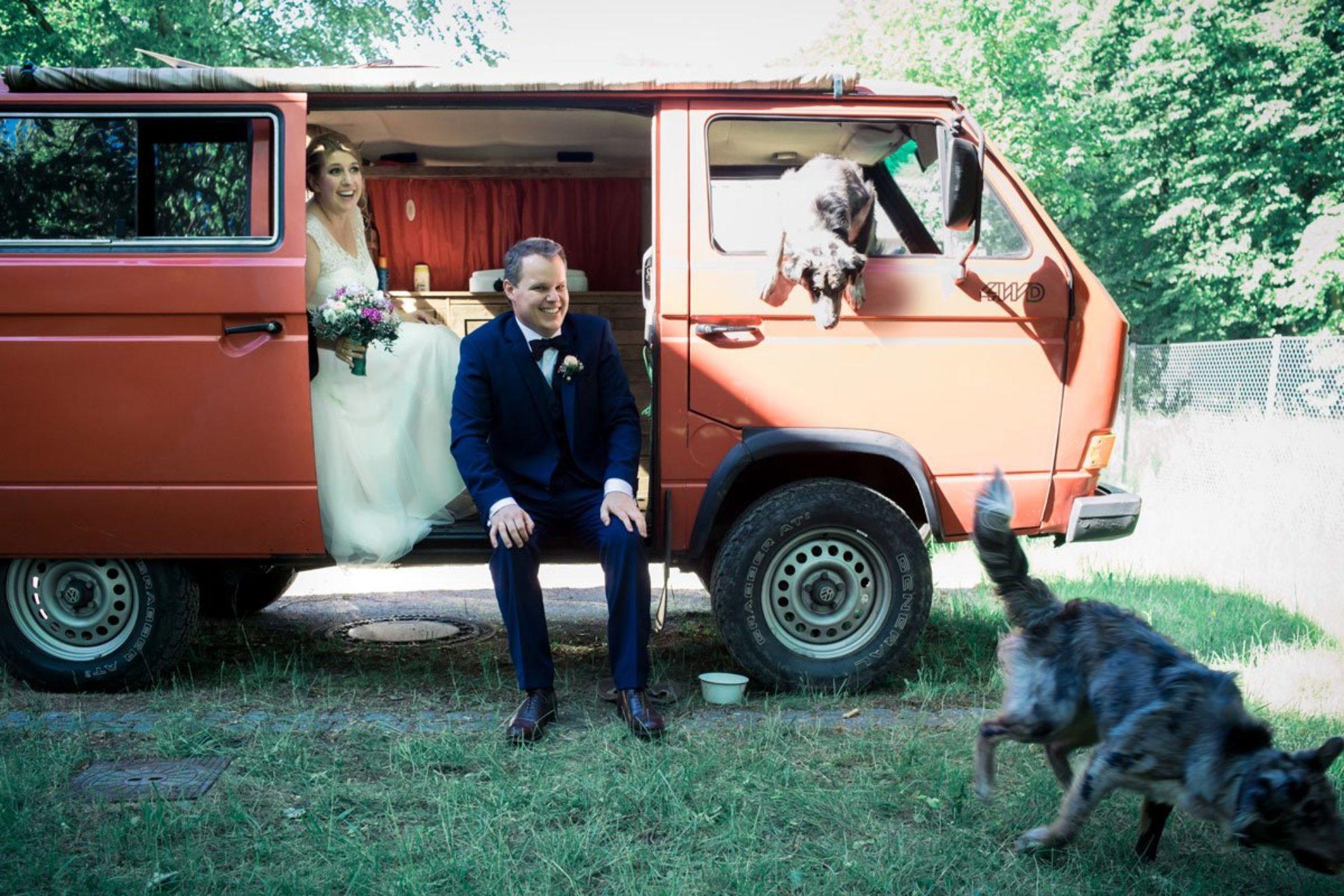 Laura und Moritz – Hochzeit Umweltbildungszentrum