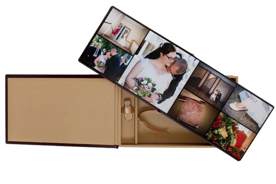 Fotobuch Hochzeit Sarah und Thomas