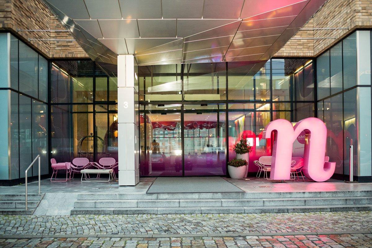 Hochzeit NHow Hotel Berlin