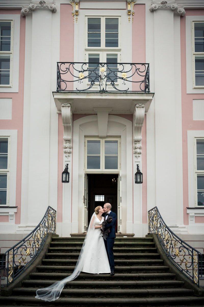 Hochzeit Berlin Schloss Friedrichsfelde