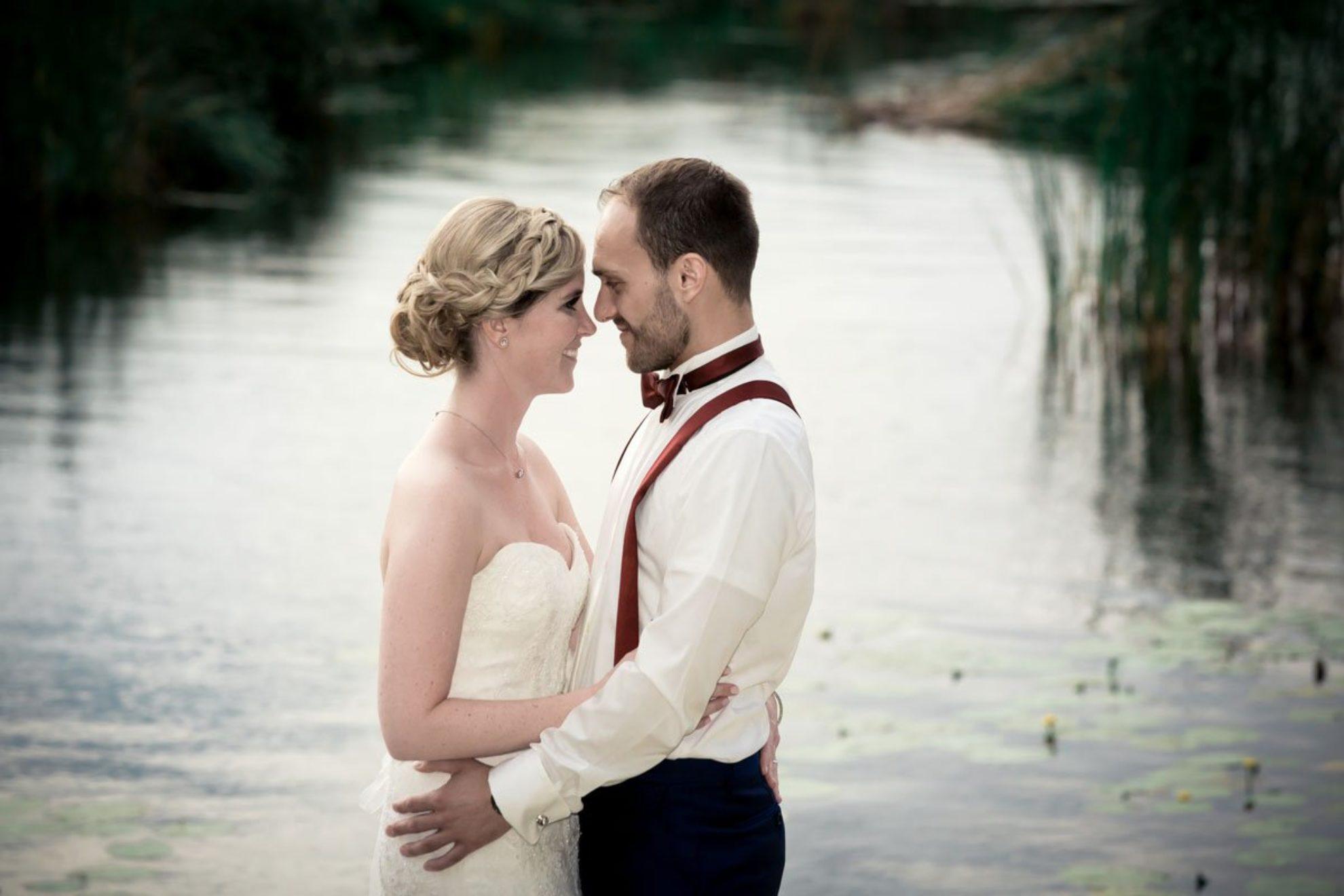 Christina und Fabian – Hochzeit Seelodge Kremmen