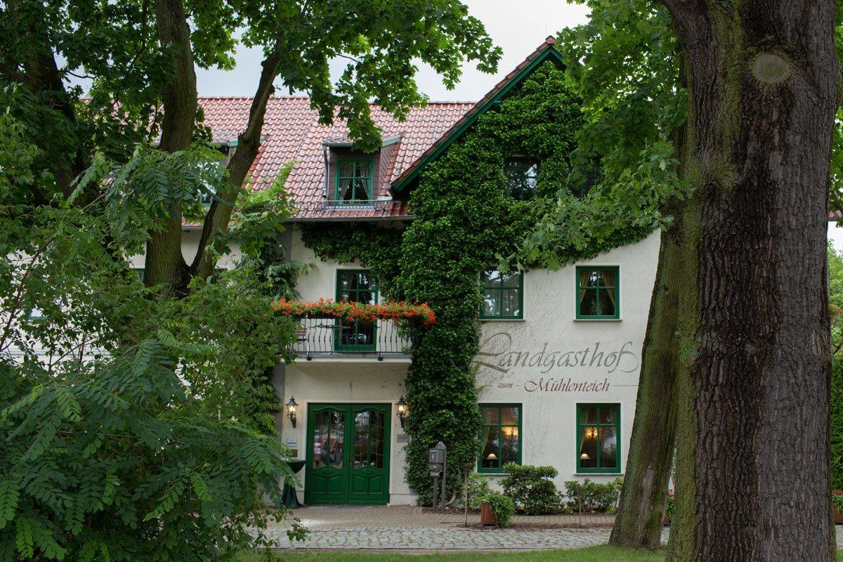 Hochzeit Landgasthof zum Mühlenteich