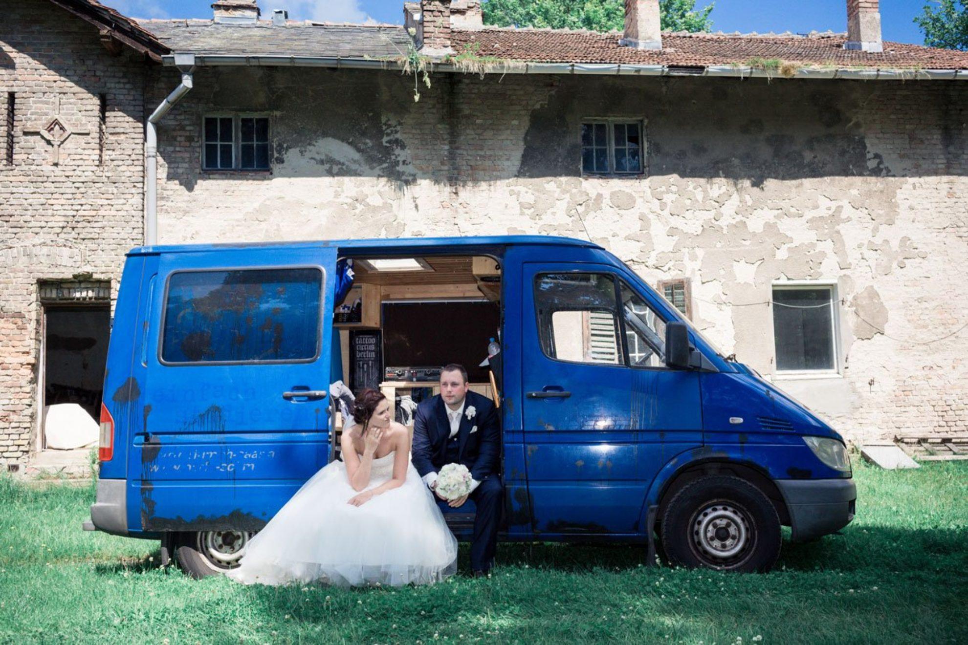 Steffi und Marcus – Hochzeit Schloss Kartzow