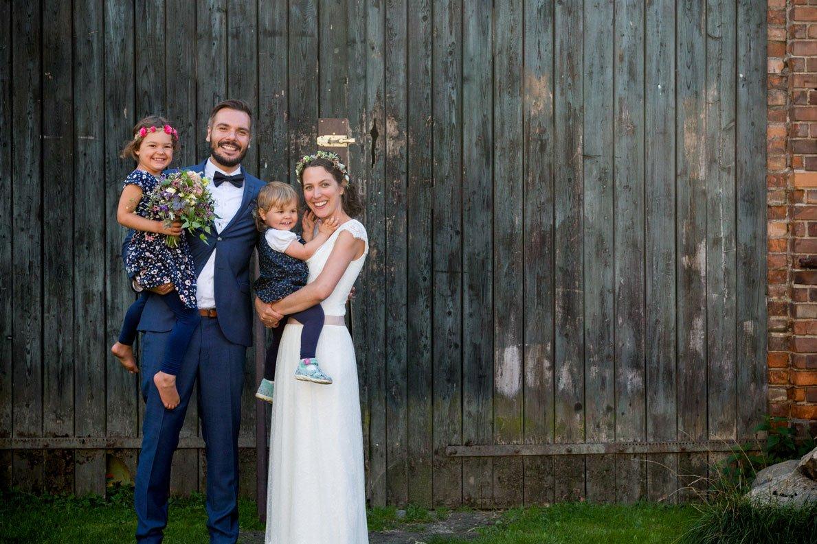 Hochzeit Haus am Bauernsee