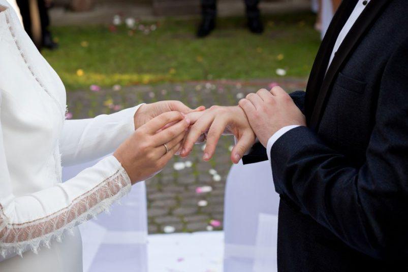 loewenpalais, berlin, hochzeitsreportagen - Maria und Jan – Hochzeit Löwenpalais