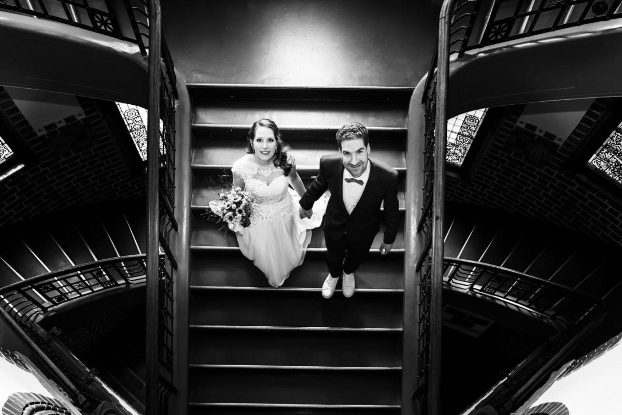 Nina und Kay – Hochzeit Standesamt Köpenick